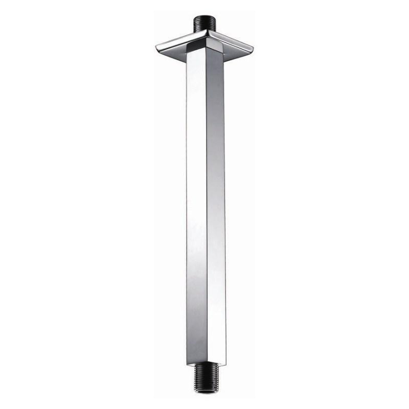Aquaflow Brass Square Ceiling Arm 150mm