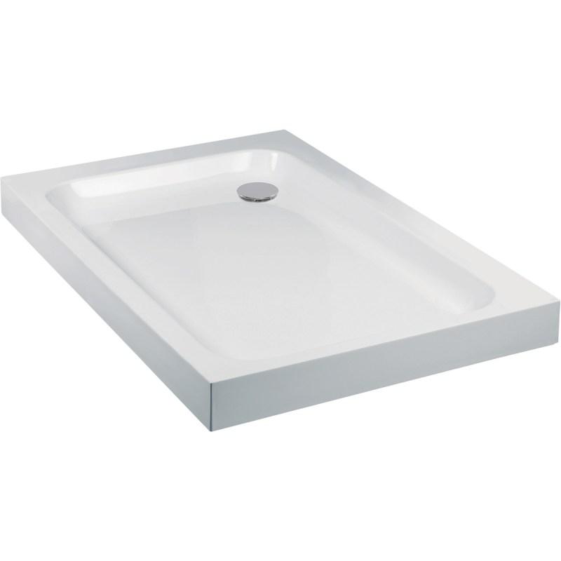 Aquaglass 900x760mm Shower Tray