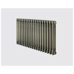 Aqua Mode Vertical Radiator Raw Metal 1800x287mm