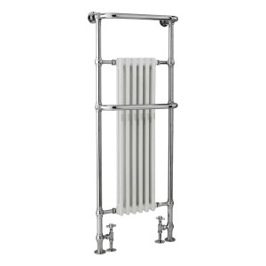 Holborn Howard Radiator 574x1500mm Chrome/White