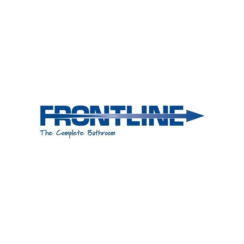 Frontline Zenith Designer Radiator Chrome 1800x450mm