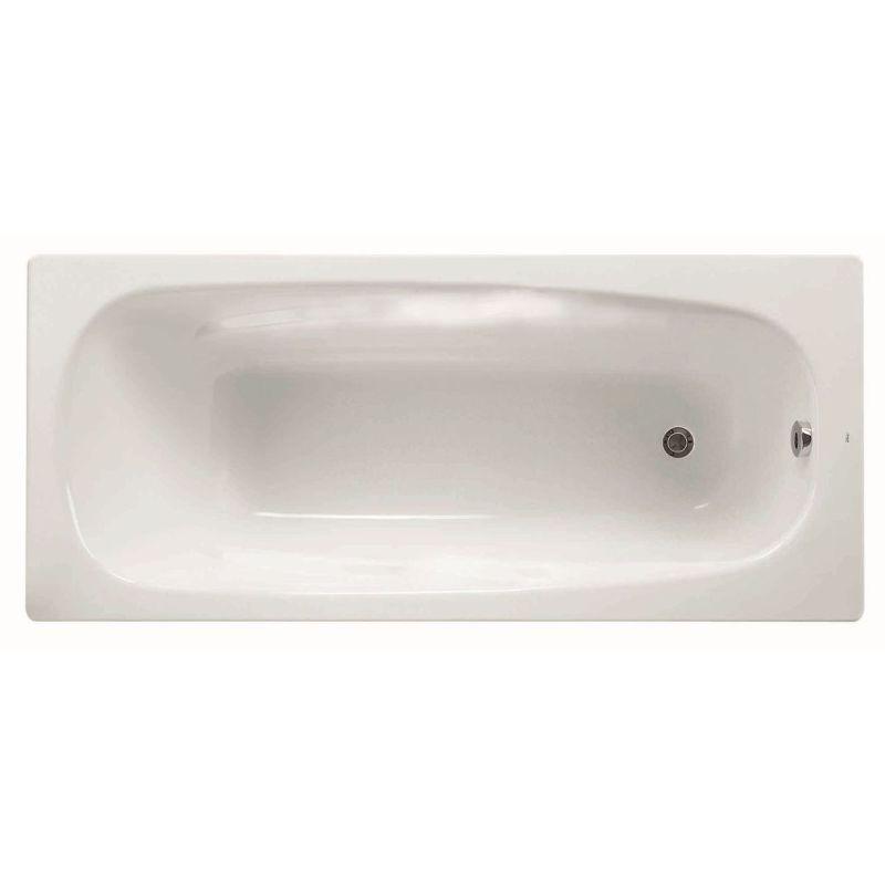 Aquabathe Steel 1700 x 700mm Ungripped Antislip Bath