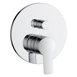 Aquaflow Vido Concealed 2-Way Shower Valve