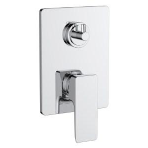 Aquaflow Sabre Concealed 3-Way Shower Valve