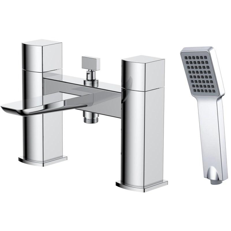 Aquaflow Sabre Bath Shower Mixer