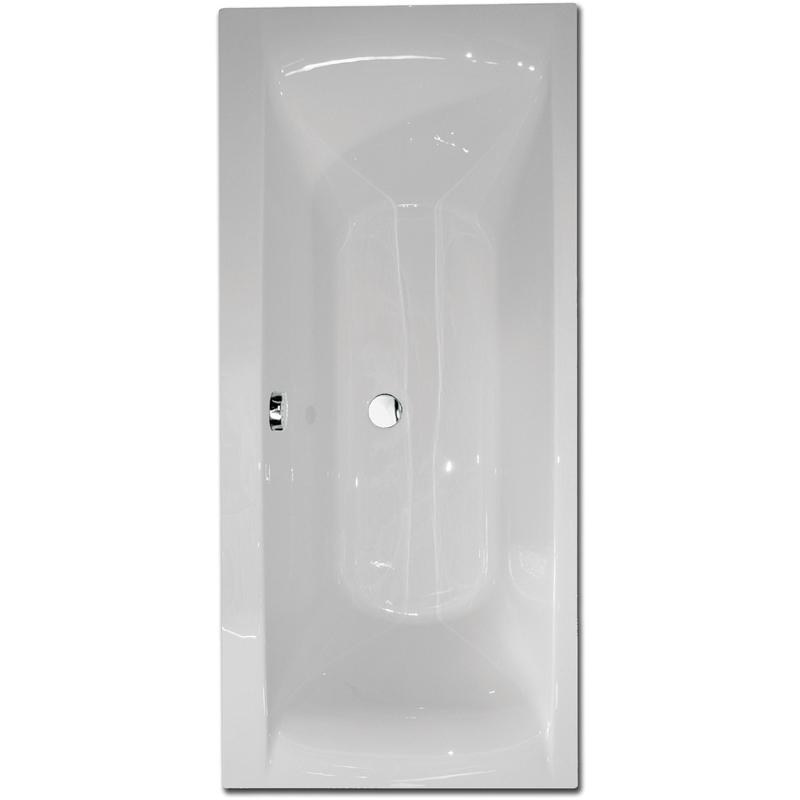 Aquabathe Oporto 1800 x 800mm Double Ended Bath