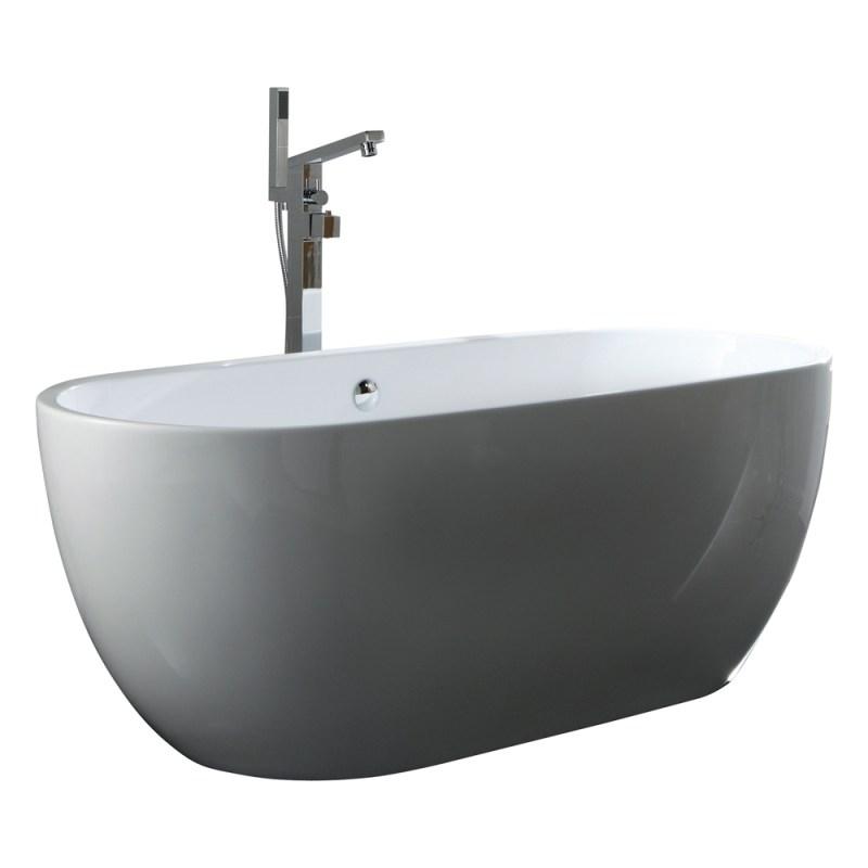 Aquabathe Summit 1700 x 800mm Luxury Freestanding Bath