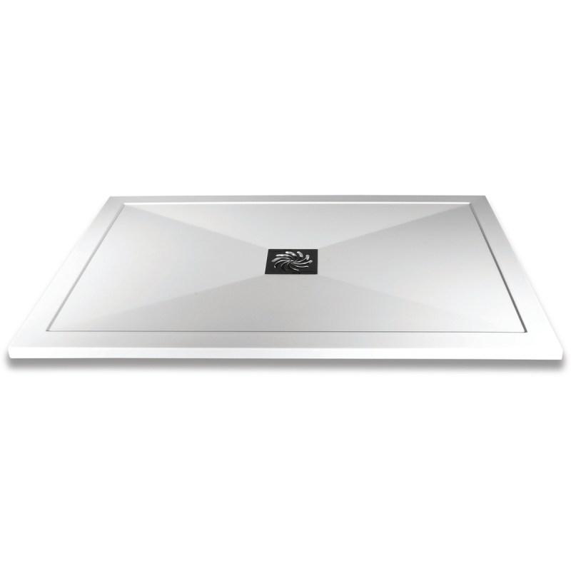 Aquaglass 1600x760mm Slimline Shower Tray