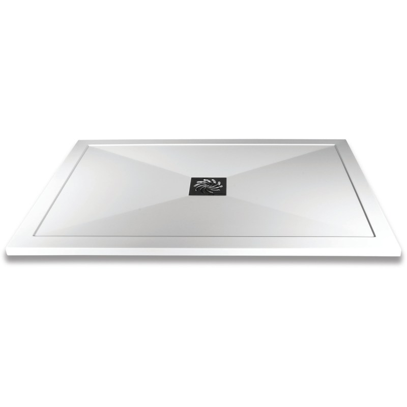 Aquaglass 1700x760mm Slimline Shower Tray