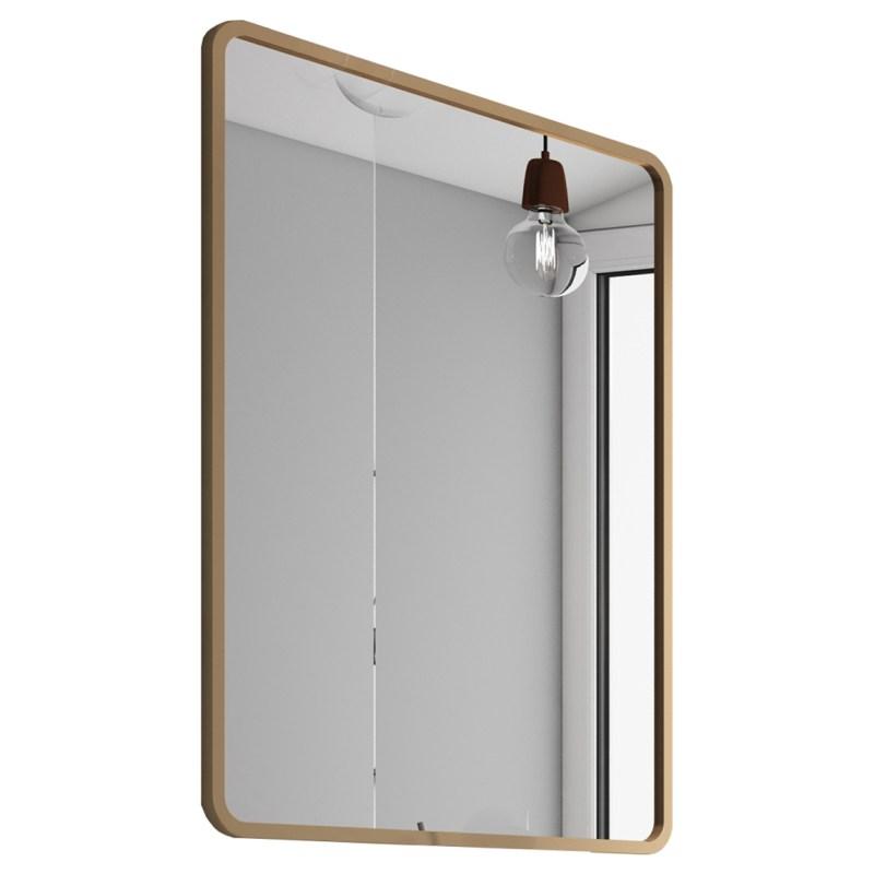 Aqua Vogue 60x80cm Mirror Copper