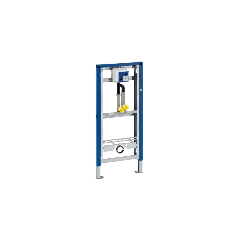 Geberit Duofix Frame for Urinal, H130, for Mains Water Supply