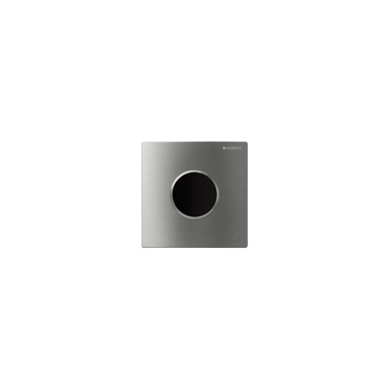 Geberit Urinal Flush Control Mains Sigma10 Stainless Steel