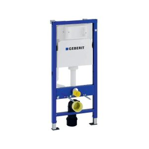Geberit Duofix Wall-Hung WC Frame 112cm with Delta Cistern 12cm