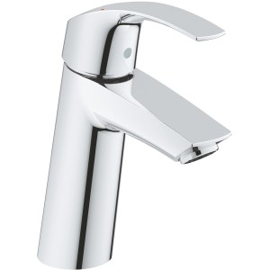 Grohe Eurosmart Basin Mixer M-Size with Click Waste