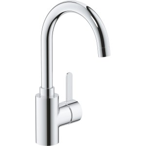 Grohe Eurosmart Cosmopolitan Basin Mixer L-Size with Click Waste