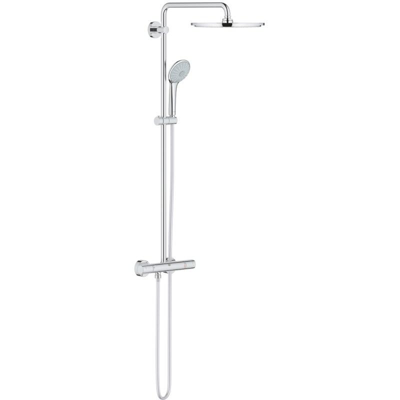 Grohe Euphoria 310 Thermostatic Shower System 26384 Chrome