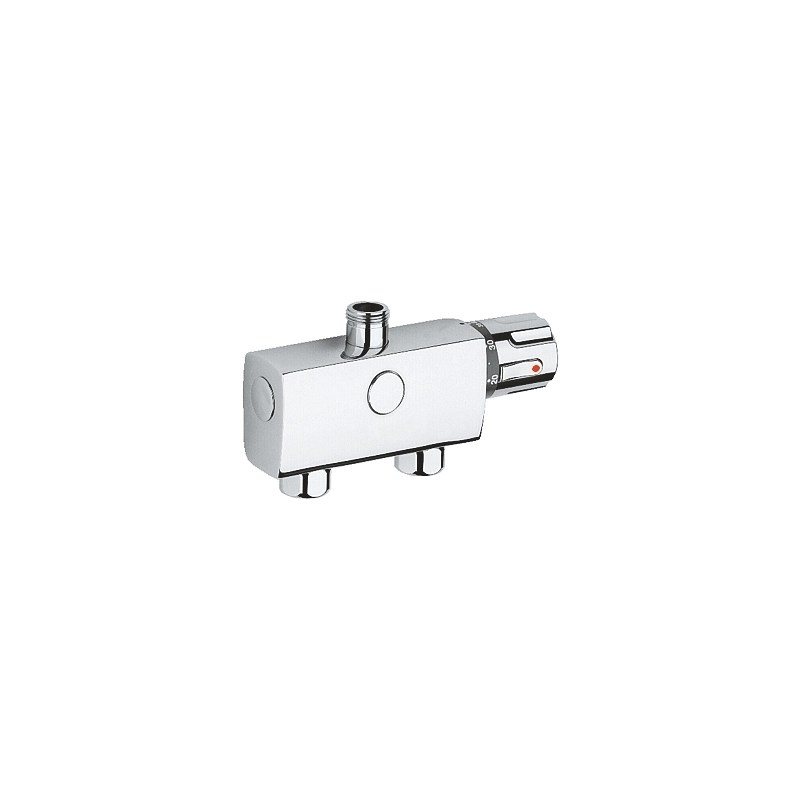 Grohe Automatic 2000 Compact Thermostat Mixer 34361 Chrome