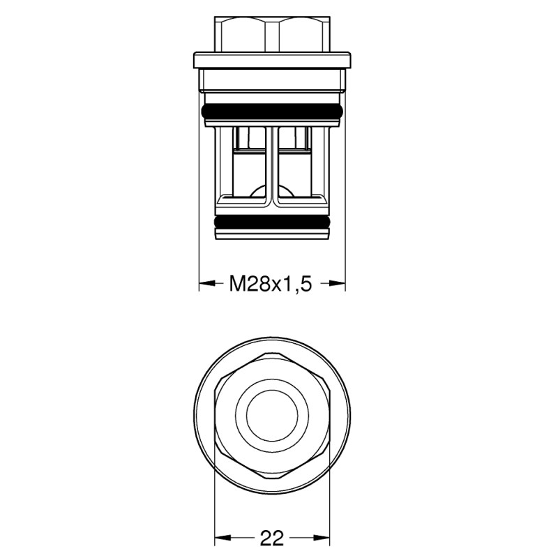 Grohe Backflow Protection Combination 14055