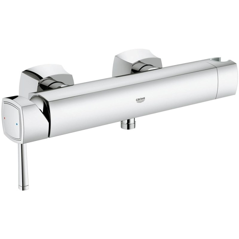 "Grohe Grandera Wall Mounted Shower Mixer 1/2"" 23316 Chrome"
