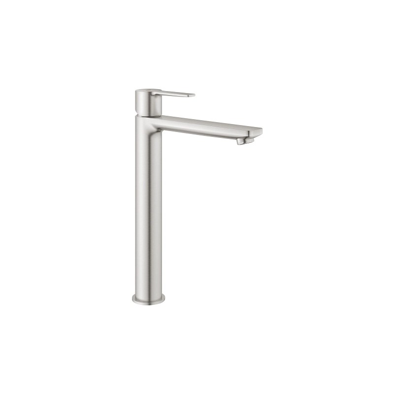 Grohe Lineare Vessel Basin Mixer Tap XL-Size 23405 Supersteel