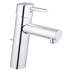 """Grohe Concetto Basin Mixer with Pop-Up Waste 1/2"""" Medium 23450"""