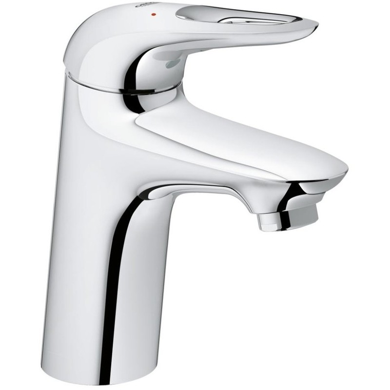 """Grohe Eurostyle Basin Mixer 1/2"""" S-Size 23568"""