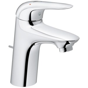 """Grohe Eurostyle Basin Mixer with Pop Up Waste 1/2"""" S-Size 23709"""
