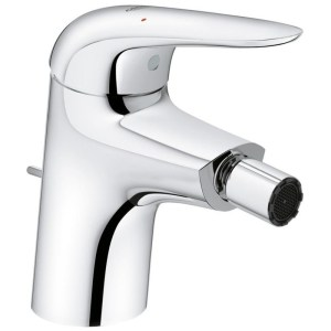 """Grohe Eurostyle Bidet Mixer with Pop Up Waste 1/2"""" S-Size 23720"""