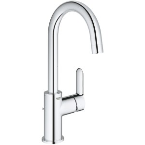 Grohe BauEdge Single-Lever Basin Mixer L-Size 23760