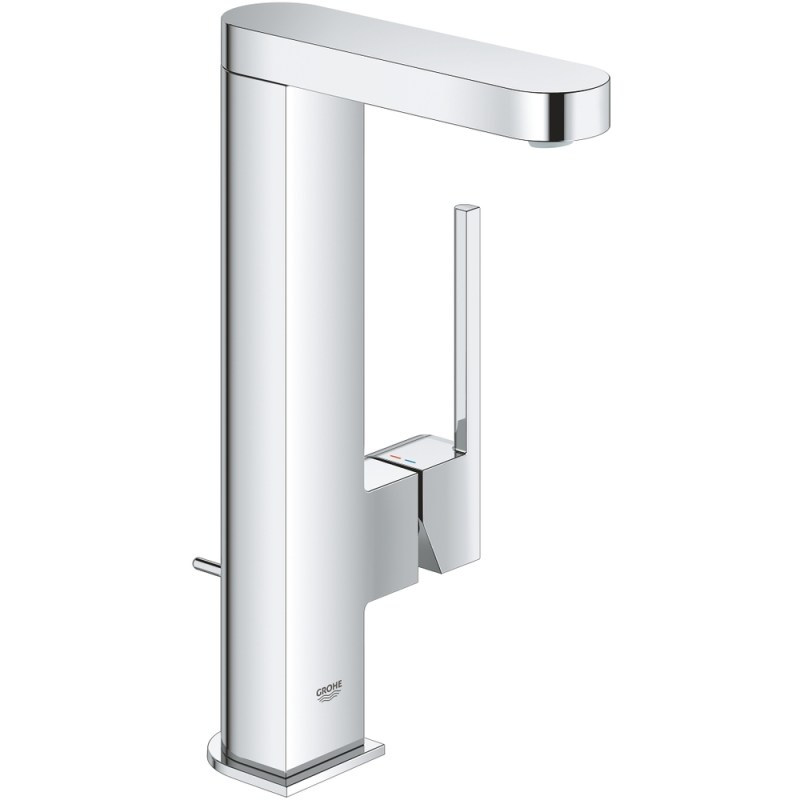Grohe Plus Basin Mixer with Pop Up Waste L-Size 23851
