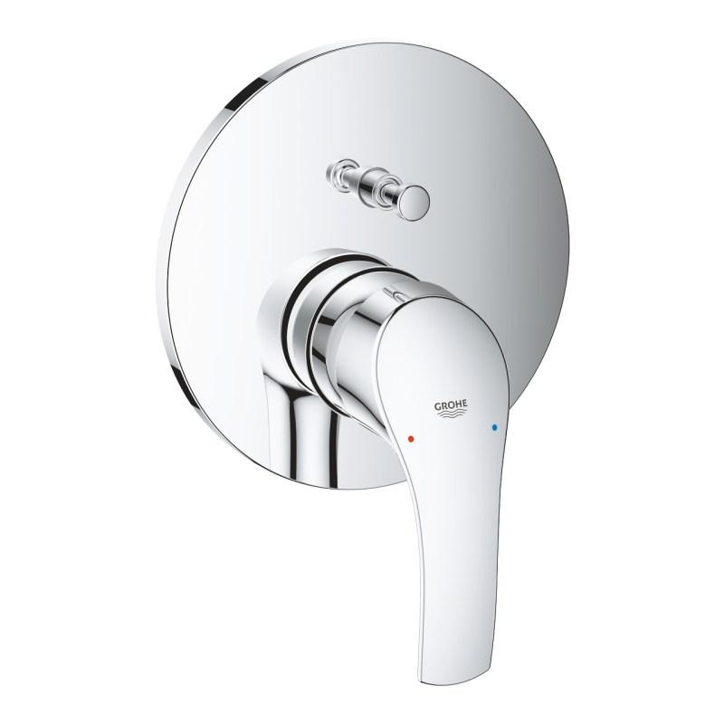 Grohe Eurosmart Shower Mixer Trim with 2-Way Diverter 24043