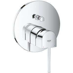 Grohe Plus Single-Lever Mixer Trim with 2-Way Diverter 24060