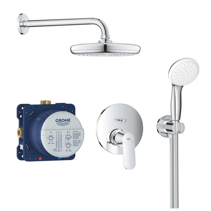 Grohe Eurosmart Cosmopolitan Perfect Shower Set 25219