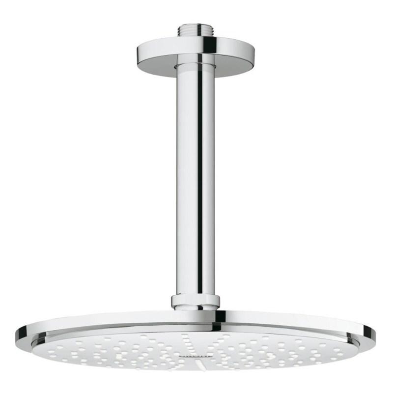 Grohe Rainshower Cosmopolitan 210 Head Shower Set Ceiling 26053