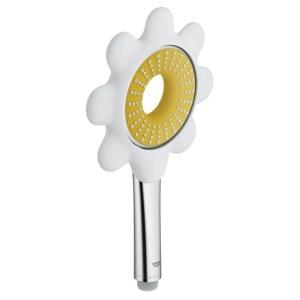 Grohe Rainshower Icon 100 Hand Shower 1 Spray 26115 Yellow