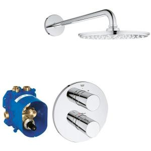 Grohe Grohtherm 3000 Cosmopolitan Perfect Shower Set 26262