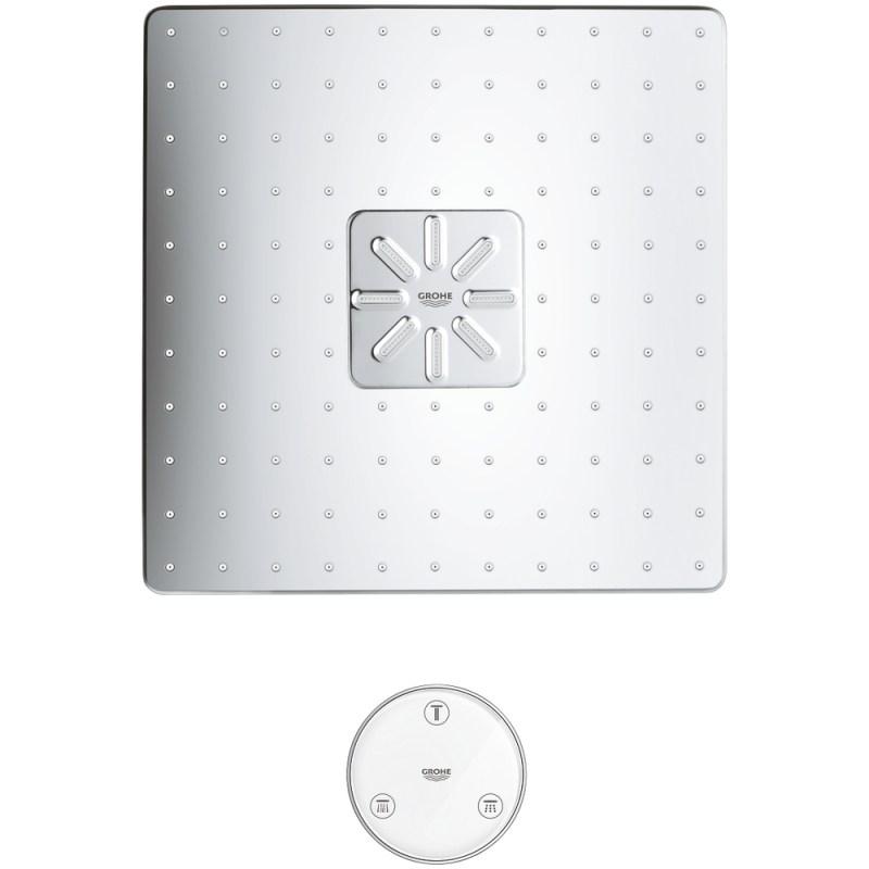 Grohe Rainshower Smartconnect 310 Cube Head Shower 26643