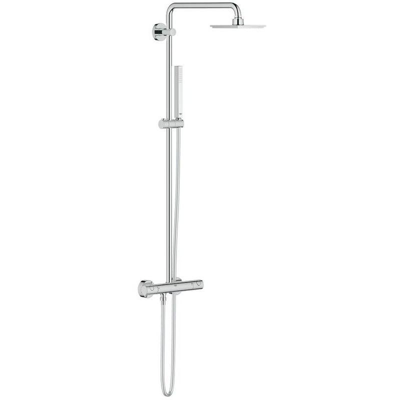 Grohe Euphoria 150 Wall Mounted Shower System 27932