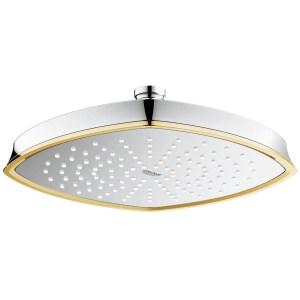 Grohe Grandera 210 Head Shower 27974 Chrome/Gold