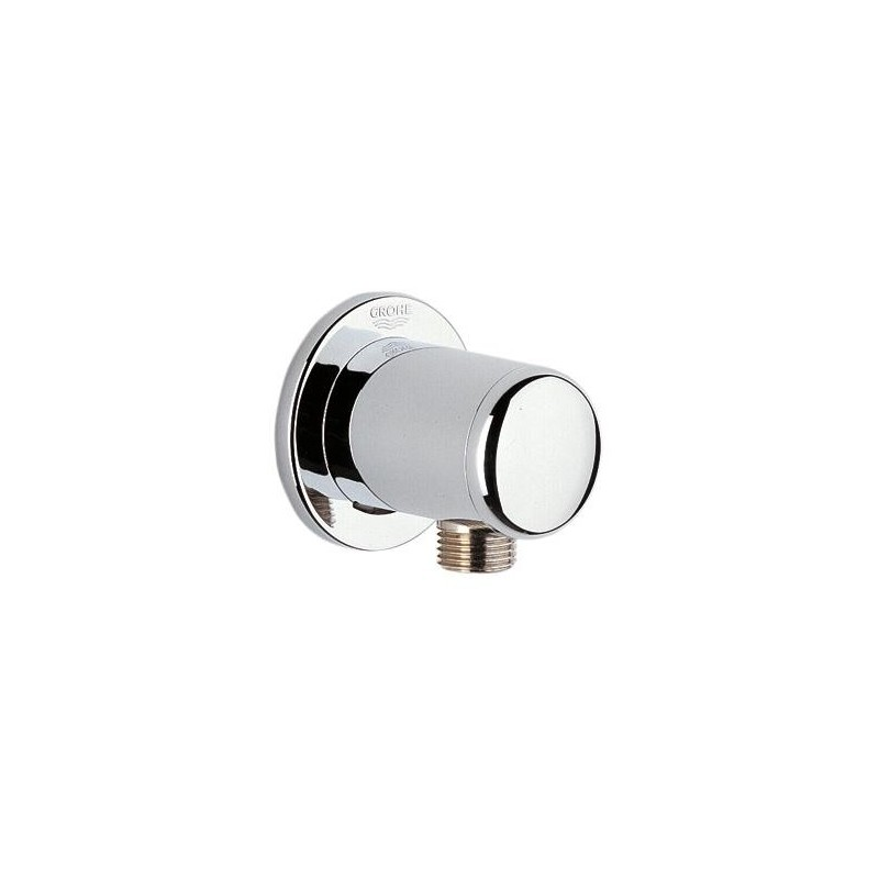 """Grohe Relexa Plus Shower Outlet Elbow 1/2"""" 28671"""