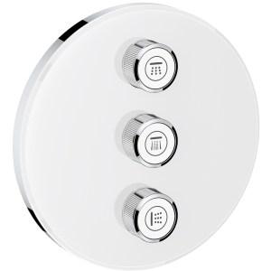 Grohe Smartcontrol Triple Volume Control Trim 29152 Moon White
