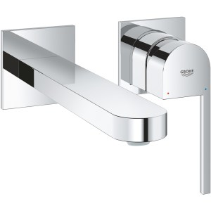 Grohe Plus 2-Hole Wall Basin Mixer L-Size 29306