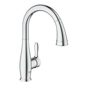Grohe Parkfield Sink Mixer with Pull Out Dual Spray 30215