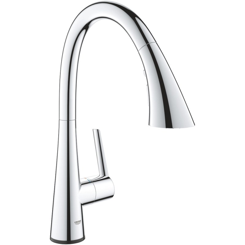 Grohe Zedra Touch Electronic High Spout Sink Mixer 30219