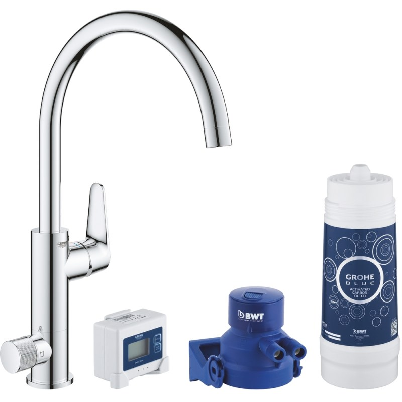 Grohe Blue Pure Duo Starter Kit 30385