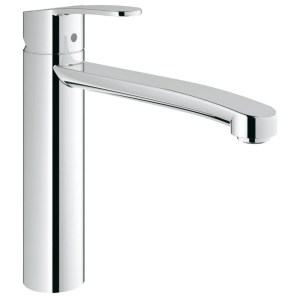 "Grohe Eurostyle Cosmopolitan Medium Spout Sink Mixer 1/2"" 31124"