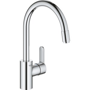 Grohe Eurostyle Cosmopolitan Sink Mixer with Pull Out Spout 31126