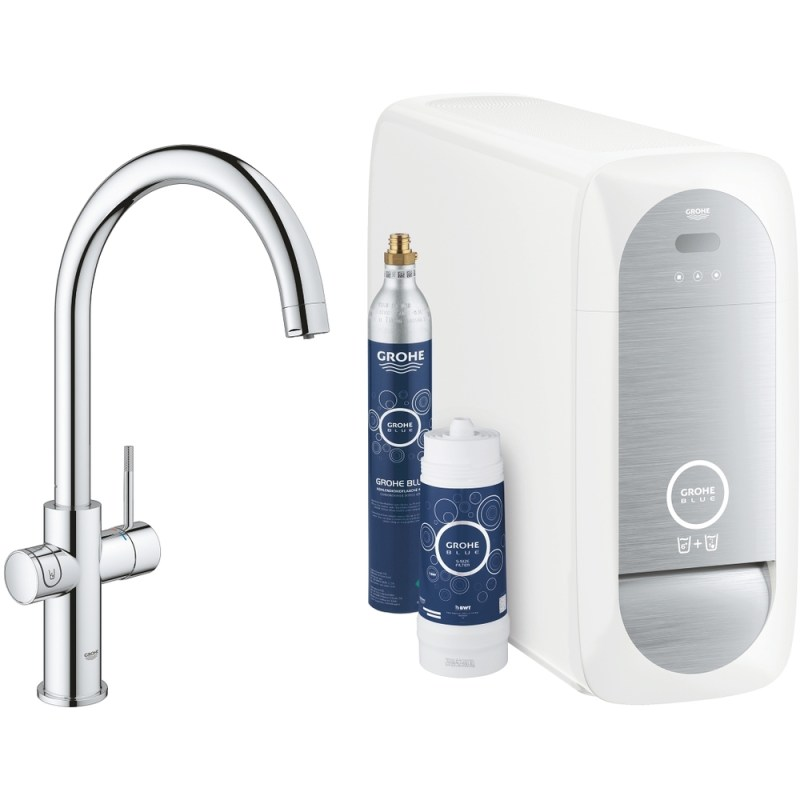 Grohe Blue Home C-Spout Duo 31455