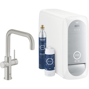 Grohe Blue Home U-Spout Duo 31456 Supersteel