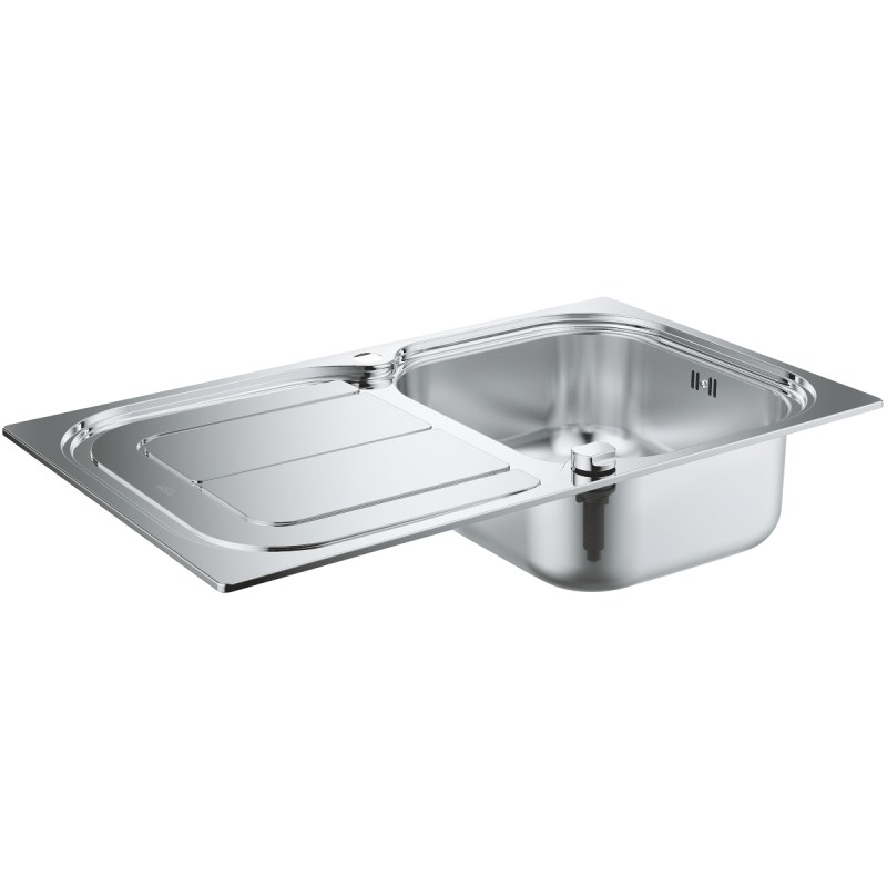Grohe K300 Stainless Steel Sink with Drainer 31563